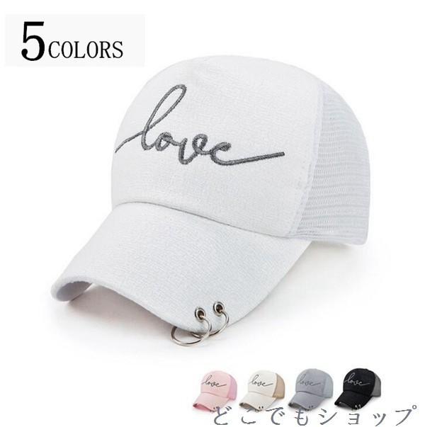 キャップ メッシュキャップ 帽子 ゴルフ シンプル...