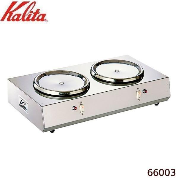 Kalita カリタ  1.8L デカンタ保温用 2連ウォ...