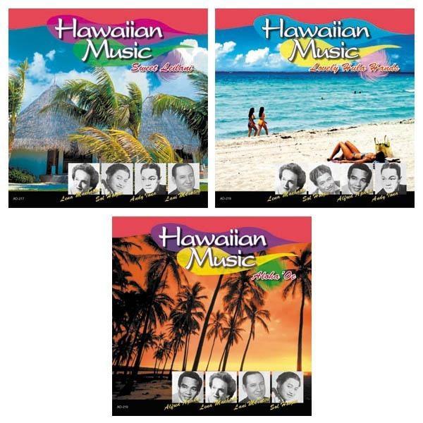 洋楽CD ハワイアンベスト 〜スウィートレイラニ...
