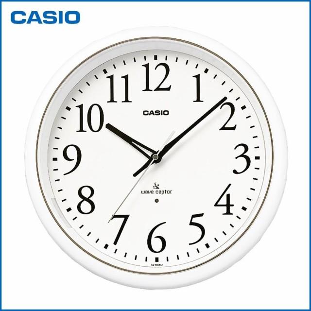 CASIO カシオ 壁掛け時計 アナログ IQ-1050NJ-7JF...