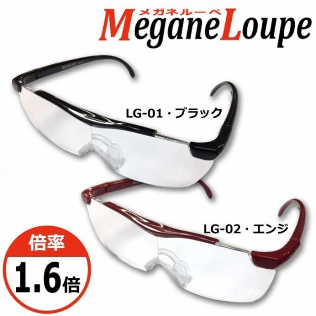 Megane Loupe メガネルーペ 1.6倍