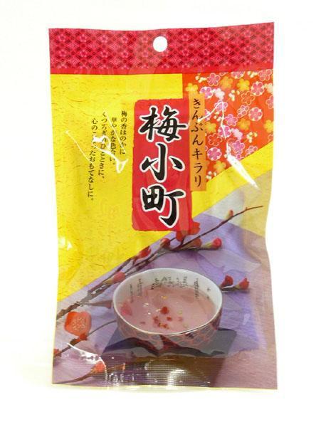 マン・ネン 梅小町(袋)(2g×12袋入) 10セット ...