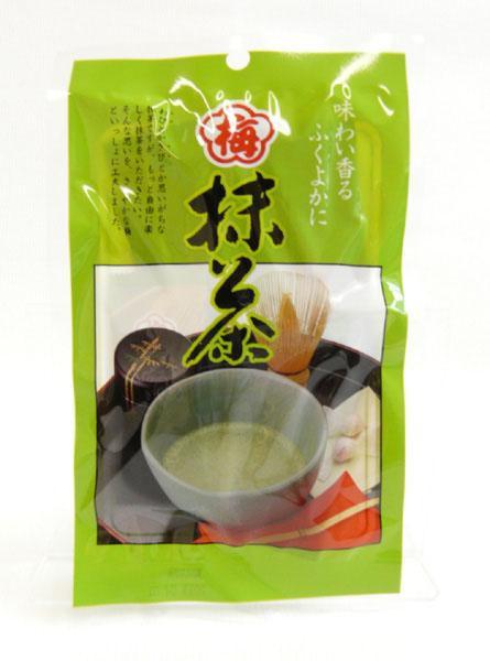 マン・ネン 梅抹茶(袋)(2g×10袋入) 10セット 001...