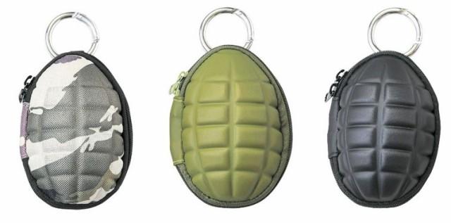 手榴弾型キーコインケースの通販...