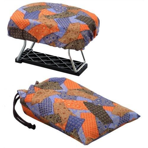 正座椅子 NEWらくっ子 小 巾着袋付き