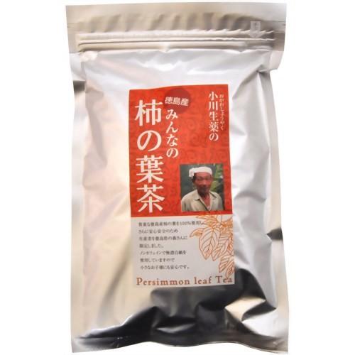 小川生薬の徳島産 みんなの柿の葉茶 ティーバッグ...