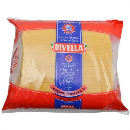 ディベラ NO.8 スパゲティリストランテ 1.7mm 5kg...