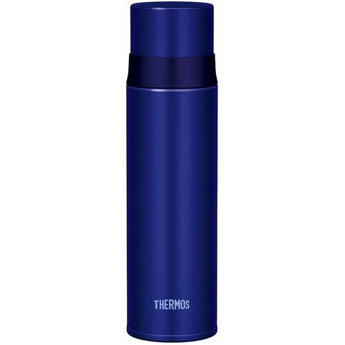 サーモス ステンレススリムボトル 500ml(0.5L) ブ...