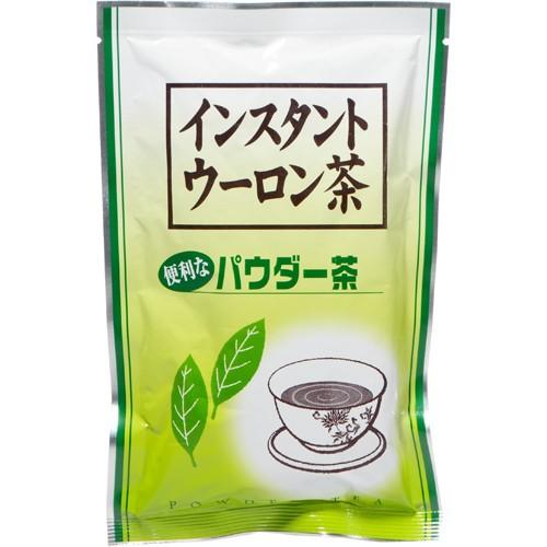 寿老園 インスタントティー ウーロン茶 パウダー ...