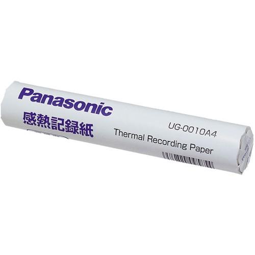 パナソニック 電話機用感熱記録紙 UG-0010A4