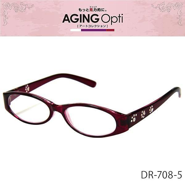 リーディンググラス(老眼鏡) AGING Opti アートコ...