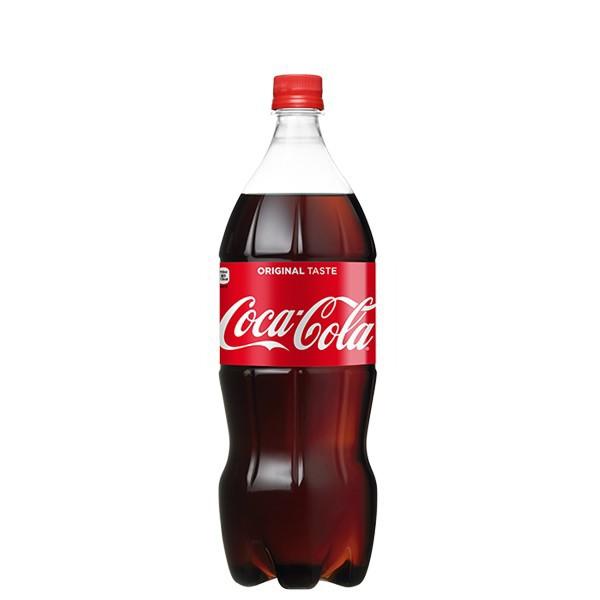 コカ・コーラ 1.5L PET (1ケース・8本)(支社倉庫...