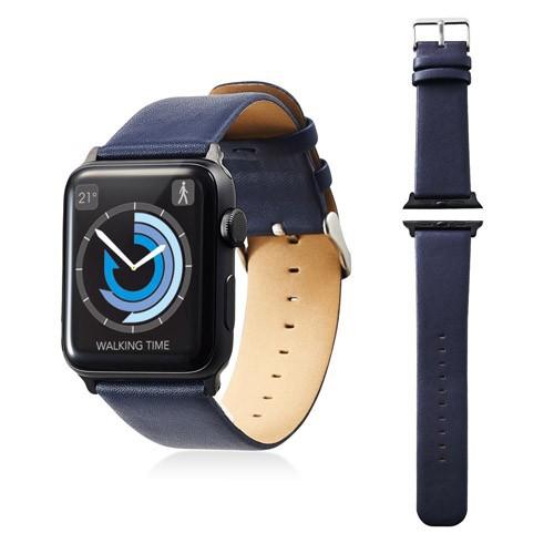 エレコム Apple Watch 42mm ソフトレザーバンド ...