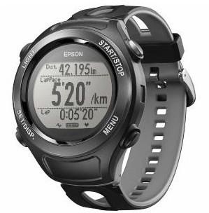 EPSON GPS搭載ウオッチ WristableGPS 軽量・簡単...
