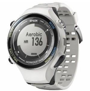 EPSON GPS搭載ウオッチ WristableGPS GPS・脈拍計...