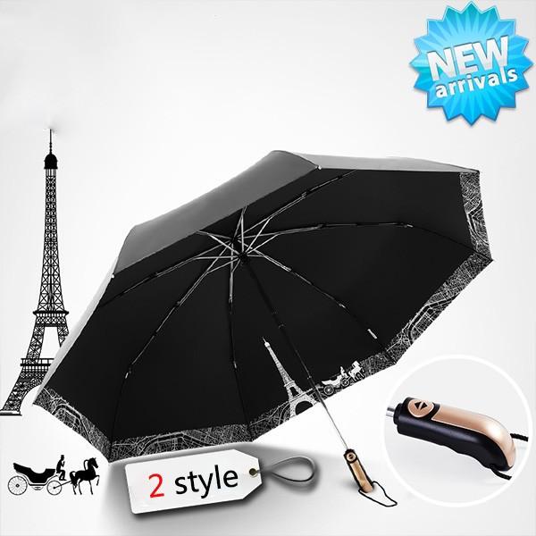 折りたたみ傘 全自動開閉 ビジネス 傘 かさ 軽量 ...