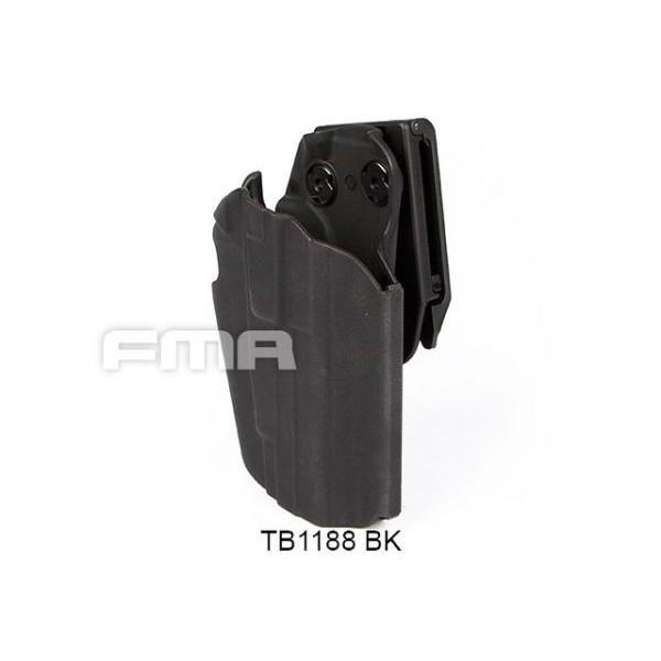 FMA GLS5 グロックポーチ G17/18C対応ホルスター ...