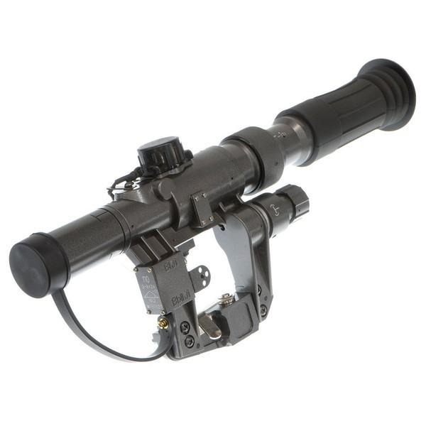 OPT-Crew AK/SVD 3-9X24 イルミネーションレティ...