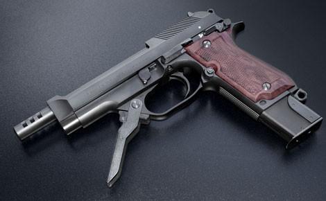 KSC 18才以上用 ガスブローバック M93R II (HW)...