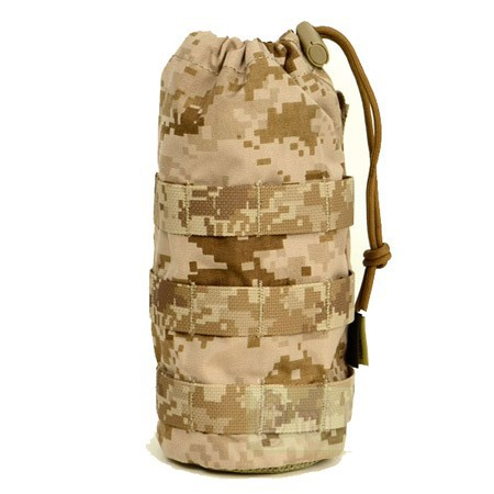 【FLYYE】MOLLE Water Bottle Pouch AOR1 ウォー...