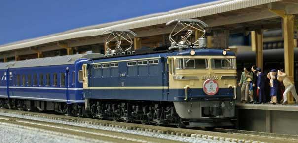 【鉄道模型(Nゲージ)】【KATO】電気機関車 EF6...