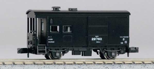 【鉄道模型(Nゲージ)】【KATO】貨車単品 ワフ2...