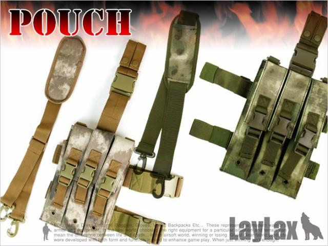 LayLax(ライラクス)GHOST GEAR P90 3wayマガジ...