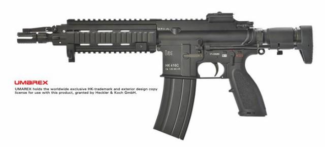 【代引不可】VFC HK416C ガスブローバックガン 1...