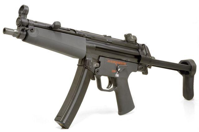 【代引不可】VFC HK MP5 A3 ガスブローバックガン...