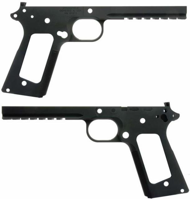 【NOVA】東京マルイ M1911A1/MEU対応 SFA Full Ra...