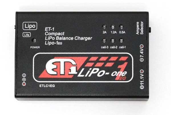 【ET1】充電器:LIPO1(EG) サバイバル/ミリタ...