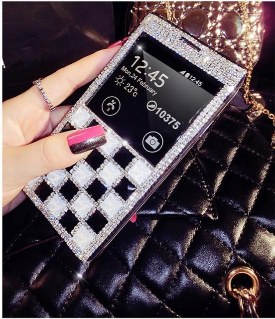 Galaxy S7 edgeケース S7 エッジ ケース SC-02H/S...