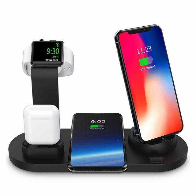 Apple Watch Airpods用iphone x xs max x r 8プラ...