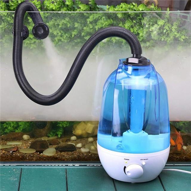 爬虫類カメトカゲ用品用加湿器