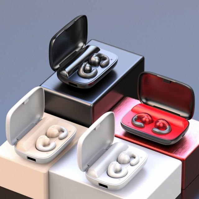 S19 TWS Bluetooth 5.0 イヤホン ベース サラウン...