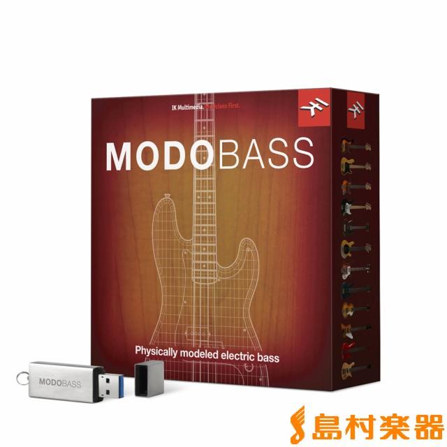 IK Multimedia IKマルチメディア MODO BASS モデ...