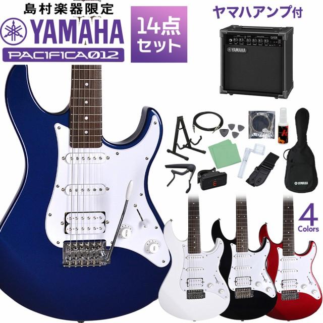 YAMAHA ヤマハ エレキギター PACIFICA012 初心者1...