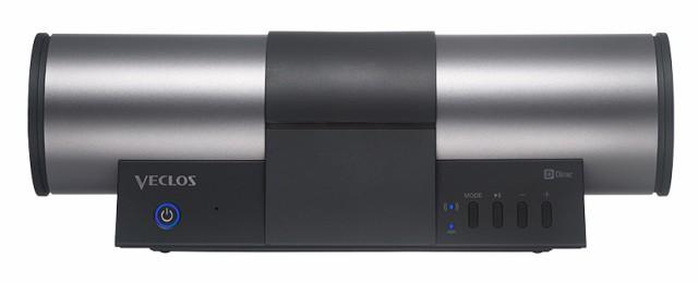 VECLOS ヴェクロス SPW-500WP BK ワイヤレス・ポ...