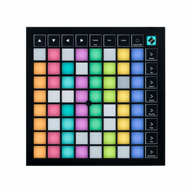 novation ノベーション LaunchPad X MIDIパッドコ...