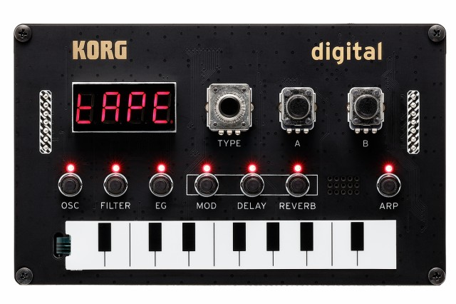 KORG コルグ NTS-1 digital KIT コンパクト DIY ...