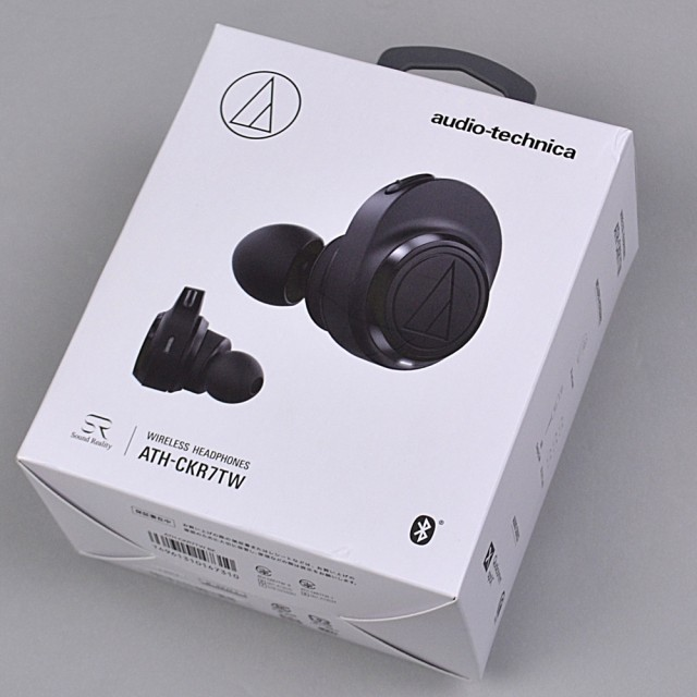 audio-technica オーディオテクニカ ATH-CKR7TW B...