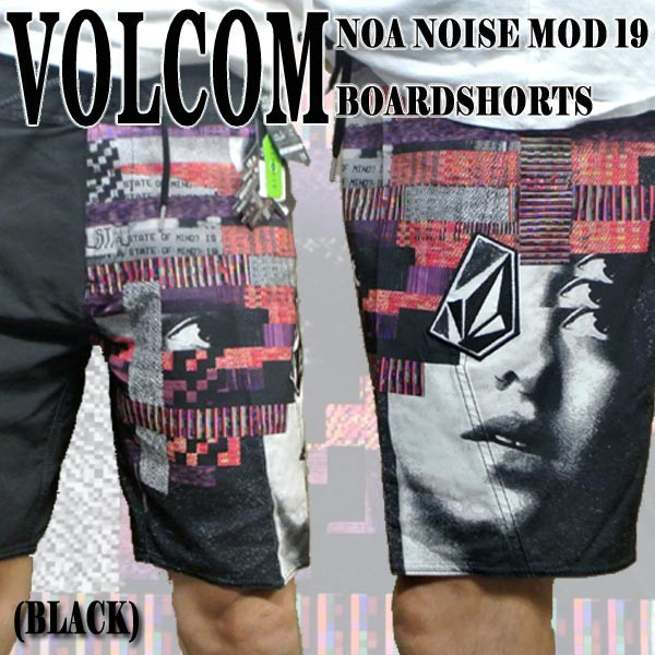 VOLCOM/ボルコム NOA NOISE MOD 19 BOARDSHORTS B...
