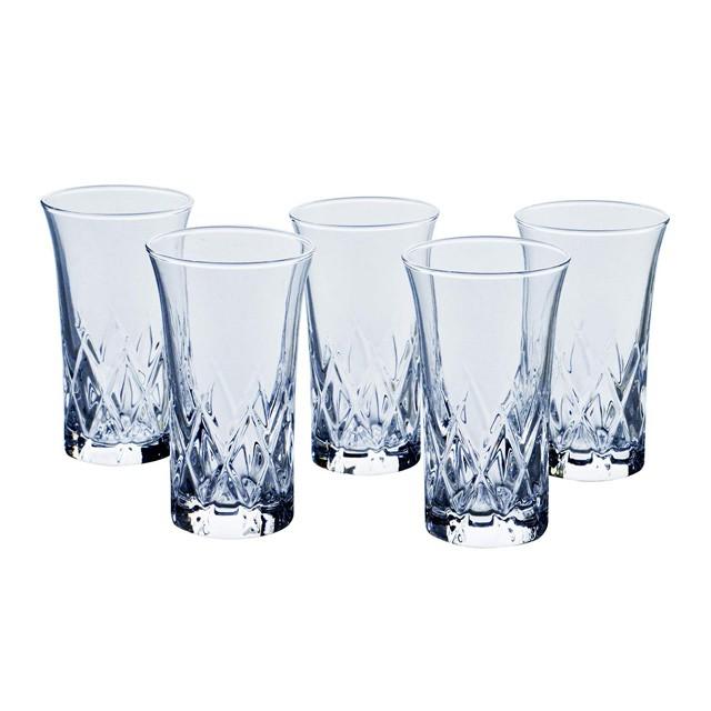 東洋佐々木ガラス 一口ビールセット 140ml 5個 ...