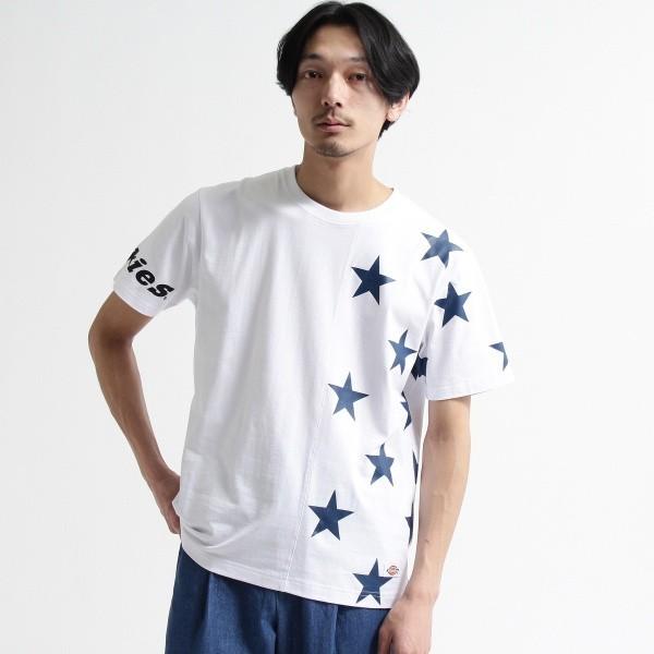 ティーケー タケオキクチ(tk.TAKEO KIKUCHI)/Dickies別注 スターTシャツ