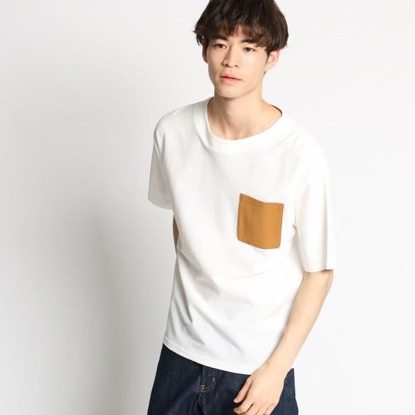 ザ ショップ ティーケー(メンズ)(THE SHOP TK Mens)/カルゼジャージーTシャツ