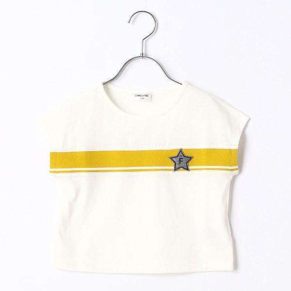 コムサフィユ(COMME CA FILLE)/フレンチスリーブTシャツ