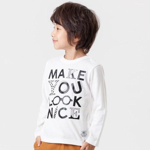 F.O.オンラインストア(F.O.Online Store)/4色2柄長袖Tシャツ