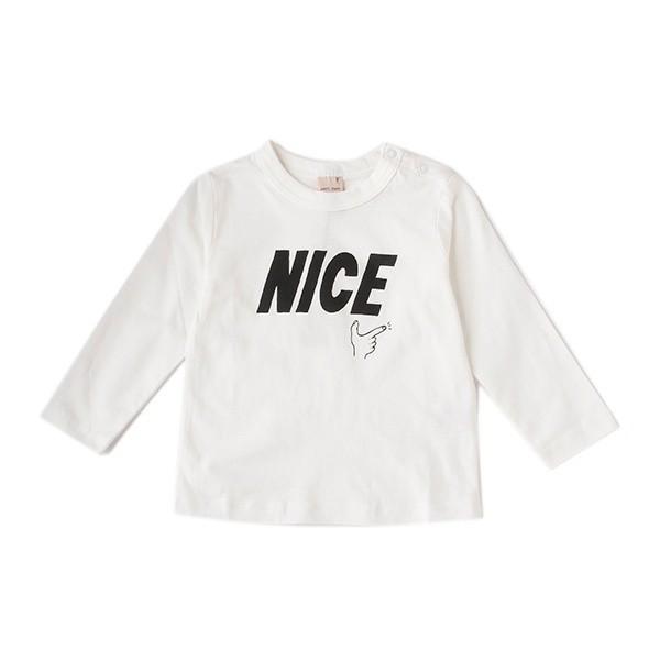 プティマイン(petit main)/NICE Tシャツ