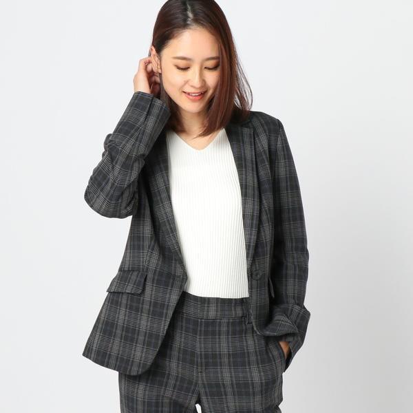 ミューズ リファインド クローズ(MEW'S REFINED CLOTHES)/ウォームセットアップテーラードジャケット