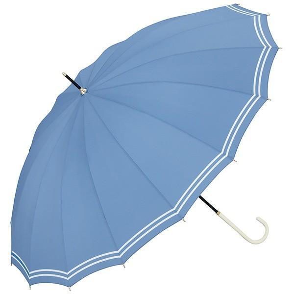 w.p.c(w.p.c)/雨傘 16本骨マリン(長傘/レ...